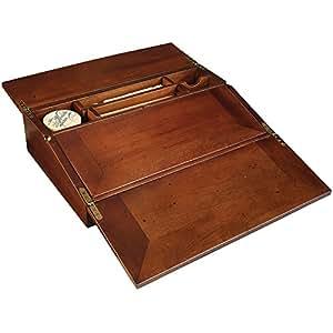 Authentic Models Campaign Lap Desk & Writing Set