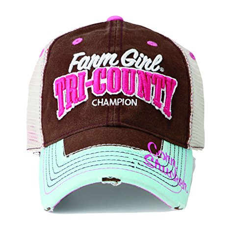 Farm Girl - Cappello - ragazza Marrone