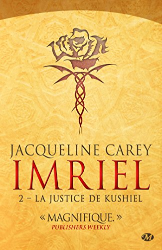 La Justice de Kushiel: Imriel, T2