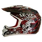Nikko N-719 Motocrosshelm Größe XXL