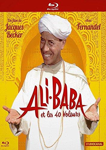 Ali Baba et les 40 voleurs [Blu-ray]