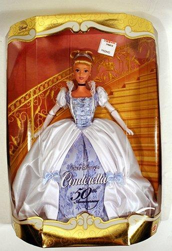 Disneys 50th Anniversary Collector Doll Cinderella - Sammler-puppen Disney