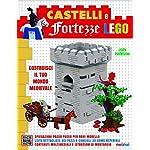 Castelli e fortezze Lego. Costruisci il tuo mondo medievale. Ediz. a colori. Con Contenuto digitale per accesso on line LEGO