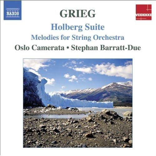 2 Nordic Melodies, Op. 63: No. 1. Folketonestil (In Folk Stye)