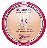 (01 Vanilla) - Bourjois Healthy Mix Anti-fatigue Pressed Powder (01 Vanilla)