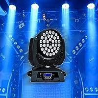 YIYIBY 360W Moving Head Light Lighting Stage Light RGBW Zoom Stage Lighting Lamp Stage Light for Party Disco DJ