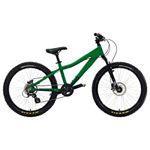Kona Vélo Shred 24 Enfant Vert