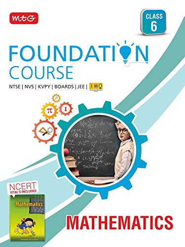 Mathematics Foundation Course for JEE/IMO/Olympiad for Class 6