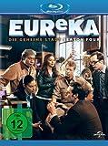 EUReKA - Die geheime Stadt, Season 4 [Blu-ray]