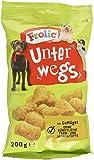 Frolic Unterwegs Hundesnacks Geflügel, 12 Packungen (12 x 200 g)