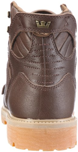 Supra Skyboot S06003, Bottes homme Marron-TR-F5-112