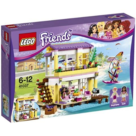LEGO Friends Stephanie's Beach House | 41037 by LEGO