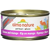 Almo Nature Cat Food Legend Chicken and Mango in Gelatin 70g, Pack of 24