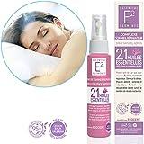 """E2,complesso sonno riparatore: spray naturale ai 21oli essenziali, calma le tensioni, il nervosismo e diminuisce lo stress """"efficacia dimostrata"""""""