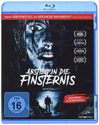 Abstieg in die Finsternis – Uncut [Alemania] [Blu-ray] 51GrF9Ez YL