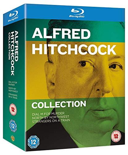 Alfred Hitchcock Collection Zifferblatt M für Murder / North By Northwest / Strangers On A Train