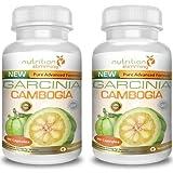 Garcinia Cambogia Capsulas (Formulación original Dt. OZ) - El mejor y más eficaz suplemento de pérdida de peso. Producto NATURAL Y no tiene efectos secundarios (120 cápsulas) - Best Reviews Guide