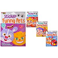 Kreative Kids Sticker Packs