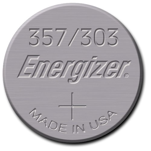 Energizer 357/303MD Speciality Silver Oxide Battery