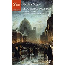 Le journal d'un fou suivi de Le portrait et de La perspective Nevsky