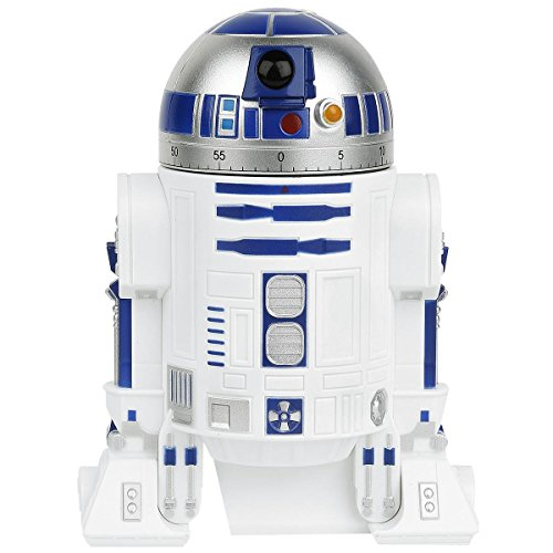 Star Wars R2-D2-Küchenwecker, Weiß