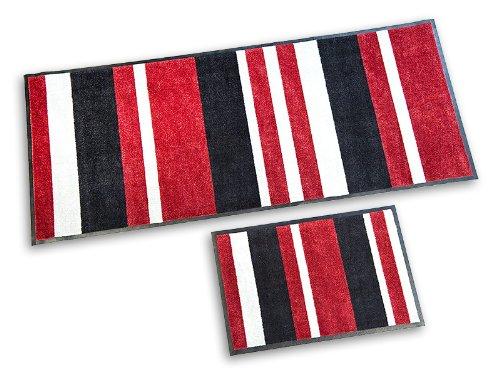 Fußmatte Benjam - Use & Wash - 5 Größen wählbar - 43x60cm