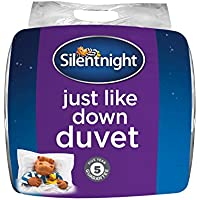 Silentnight Just Like Down 10.5 Tog Duvet - King