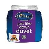 Silentnight Just Like Down 10.5 Tog Duvet - Double