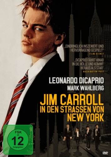Jim Carroll - In den Straßen von New York (Gilbert Grape Dvd)