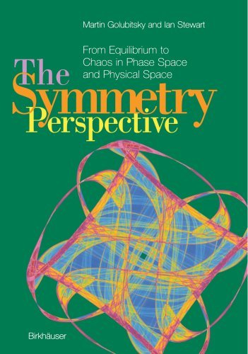 The Symmetry Perspective: From Equilibrium to Chaos in Phase Space and Physical Space (Progress in Mathematics) by Martin Golubitsky (2008-10-10)