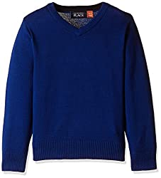 The Childrens Place Boys Sweater (2069868071_Inked_XS (4))