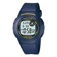Casio Watch For Boys [ F-200W-2BU]