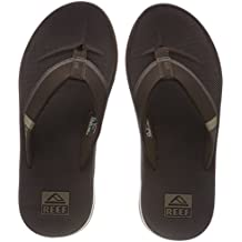 Reef Fanning Low, Chanclas para Hombre, Marrón (Brown Bro), 40 EU
