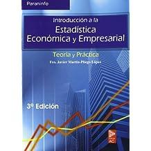 Introducción a la estadística economica empresarial