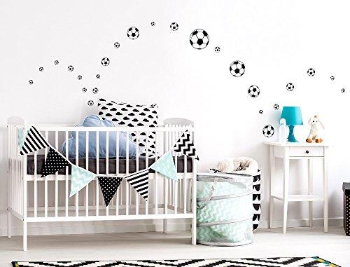 i-love-wandtattooo-was-10133-set-di-adesivi-da-parete-per-camera-bambino-palloni-da-calcio-25-pezzi-