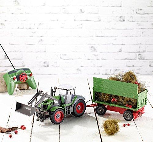 Funk-ferngesteuerter Traktor Playtastic - 2