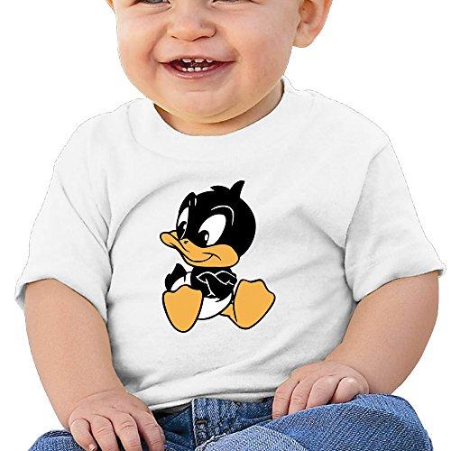 kking-cartoon-piccolo-anatra-bambino-tech-tee-nero-bianco-white-24-mesi