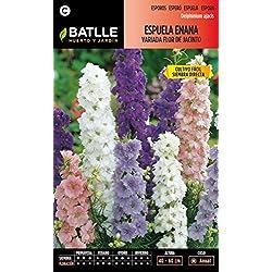 Semillas Batlle 093602BOLS - Espuela Flor de Jacinto enana variada