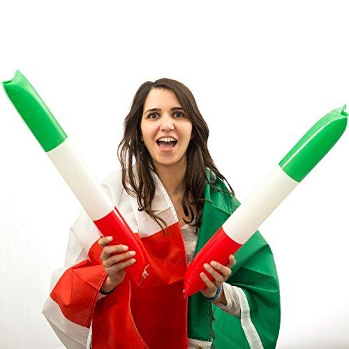 Aplaudidores Bandera de Italia