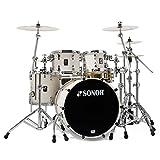 Sonor ProLite PL 12 Studio1 Creme White · Schlagzeug