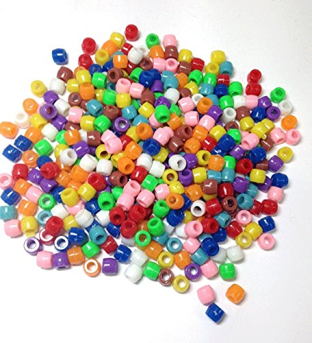 asst-coloured-plastic-pony-barrel-beads-1000pk