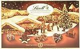 Lindt & Sprüngli Weihnachts-Markt Pralinés, 1er Pack (1 x 130 g)