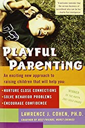 Playful Parenting by Lawrence J. Cohen (20-Nov-2012) Paperback
