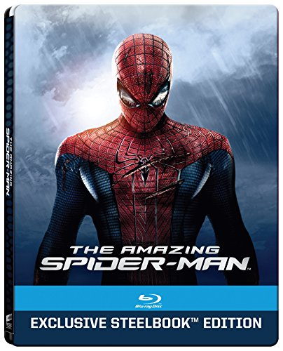 the-amazing-spider-man-steelbook-blu-ray