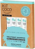 Head lice & eggs treatment shampoo from KIT AND COCO