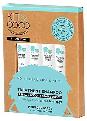 Shampoo gegen Kopfläuse und