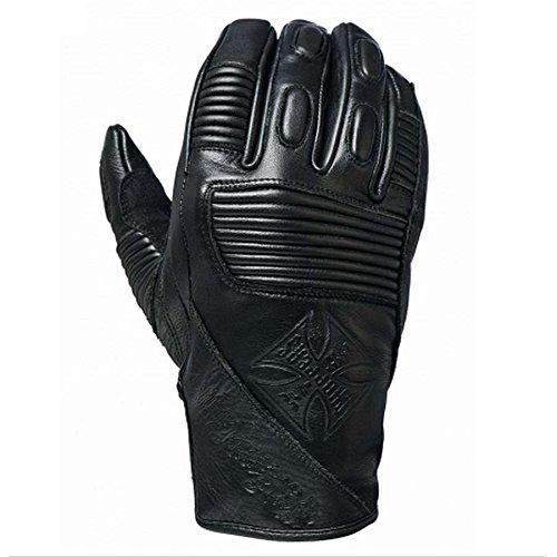 Handschuhe WCC Riding Leder black Zulassung CE - Motorrad Indian Handschuhe