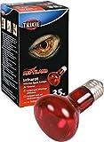 Trixie 76094 Infrarot Wärme-Spotlampe, 35 W, ø 63 x 100 mm
