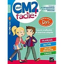 Mon CM2 facile ! adapté aux enfants DYS et en difficultés d'apprentissage