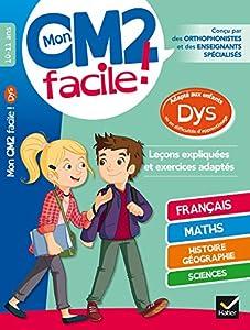 """Afficher """"Mon CM2 facile ! 10-11 ans"""""""